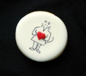 biscuit souris