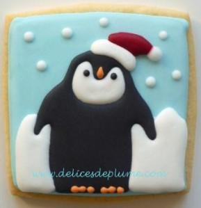 biscuit pingouin