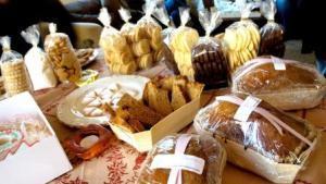 biscuits et pain d'épice