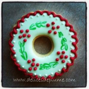 biscuit noel 2012