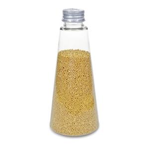 Mini billes dorées en sucre