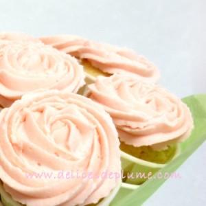 Bouquet de cupcakes détail