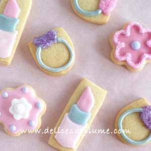 Biscuits fête des mères