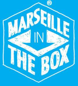 logo marseille in the box