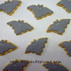Biscuits chauve-souris