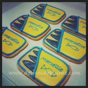 Biscuits boites de sardines