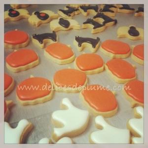 Biscuits de Halloween