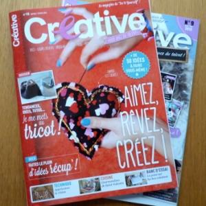 Créative Magazine janvier 2014