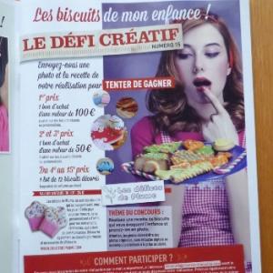 Article Créative magazine