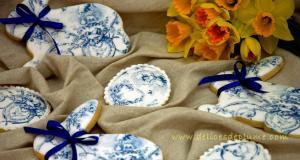 Biscuits décorés de Pâques