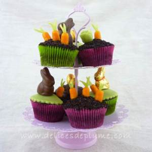 Cupcakes de Paques