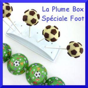 Plume Box football