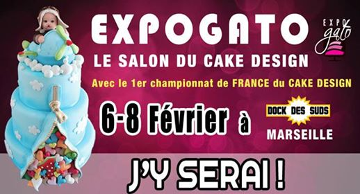 salon  du cake design