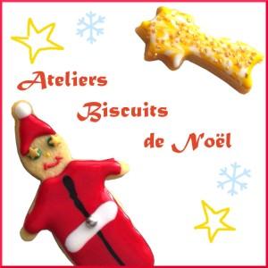 Ateliers biscuits de Noël