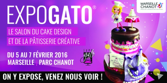 Salon cake design marseille